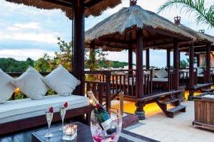 Aparthotel Invisa Figueral Resort bar