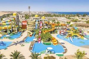 Hotel Aladdin Beach resort waterpark