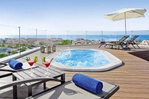 Hotel Best Tenerife bubbelbad
