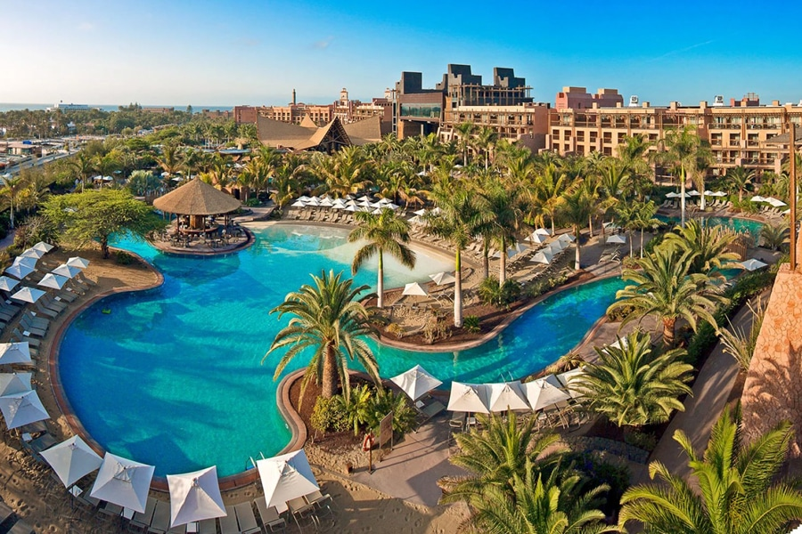 Hotel Lopesan Baobab Resort Gran Canaria