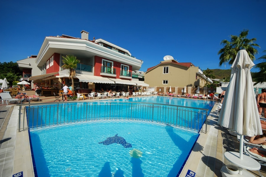 Hotel Pasa Bey