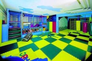 Aparthotel Ferienclub Bellevue am See speelruimte