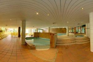 Aparthotel Ferienclub Bellevue am See wellness