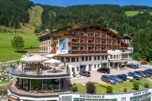 Hotel Alpin Resort Zell am See