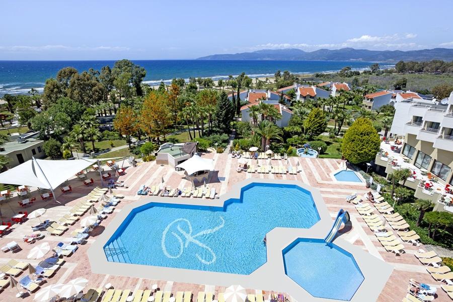 Hotel Richmond Ephesus Resort