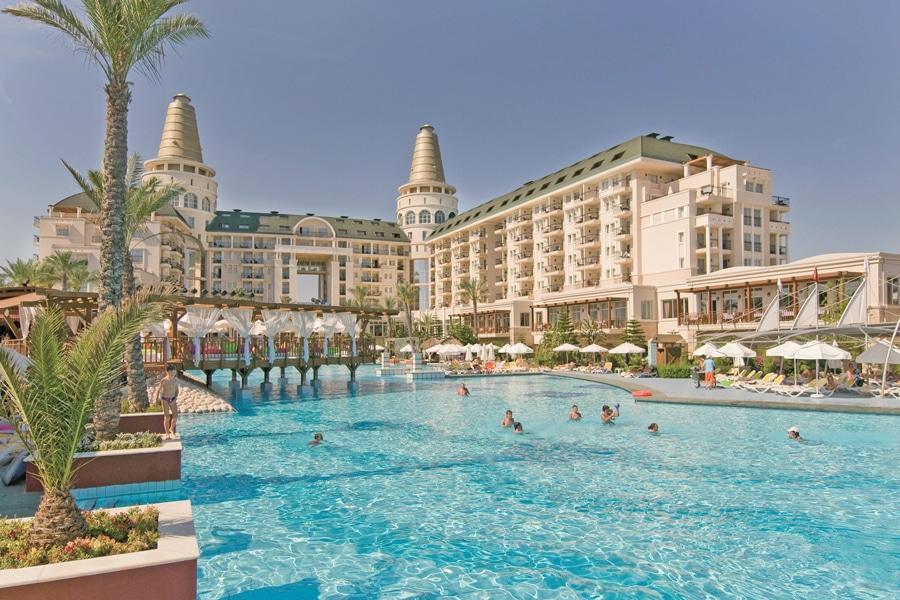Hotel Delphin Diva Première