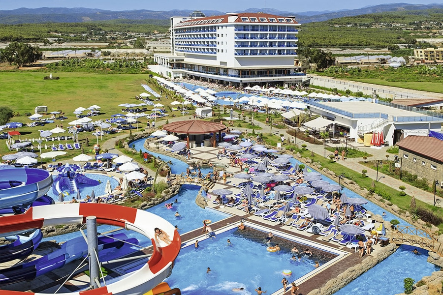 Hotel Kahya Resort & Aqua