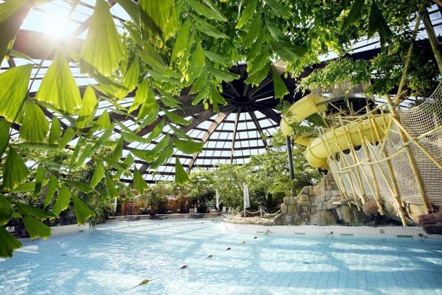 Vakantiepark Center Parcs De Huttenheugte