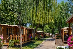 Camping Altomincio Family Park accommodaties