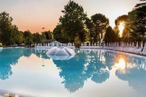 Camping Altomincio Family Park zwembad