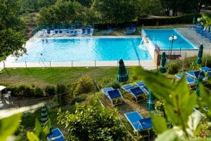 Camping Barco Reale zwembad