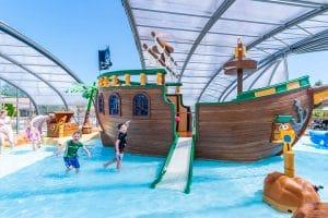 Camping Les Alicourts Resorts kinderzwembad