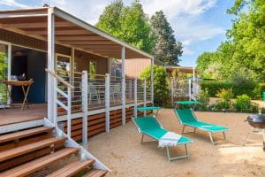 Camping Piantelle accommodatie