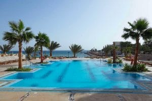 Hotel Royal Star Beach Resort zwembad