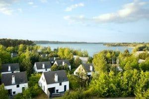 Vakantiepark Sunparks Kempense Meren accommodaties