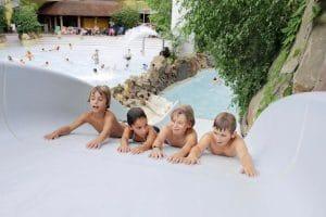 Vakantiepark Sunparks Kempense Meren zwembad