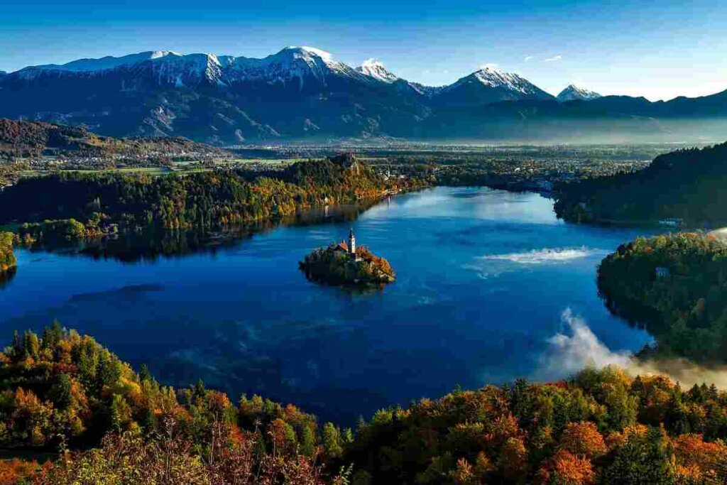 4x must-sees in Slovenië