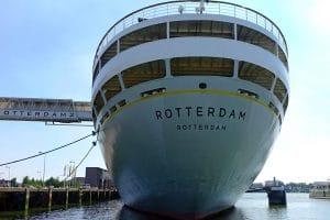 ss rotterdam schip