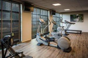 Hotel Fletcher Hotel Restaurant Trivium fitness
