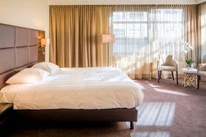 Hotel Fletcher Hotel Restaurant Trivium kamer