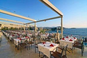 Hotel KoruMar Hotel de Luxe restaurant