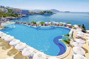 Hotel KoruMar Hotel de Luxe zwembad