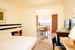 Hotel Malikia Resort Abu Dabbab kamer