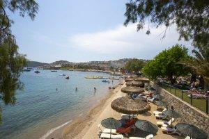 Hotel Royal Asarlik Beach strand