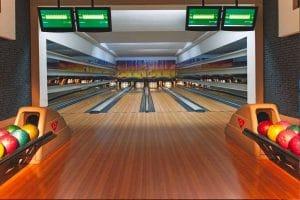Hotel Voyage Belek bowlingbaan