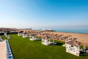 Hotel Voyage Belek strand