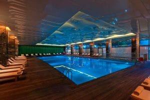 Hotel Voyage Belek wellness