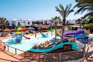 Vakantiepark HL Club Playa Blanca kinderzwembad