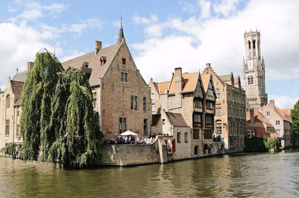 Zo ziet een romantisch weekendje Brugge eruit
