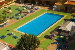 Aparthotel Les Dunes Comodoro zwembad