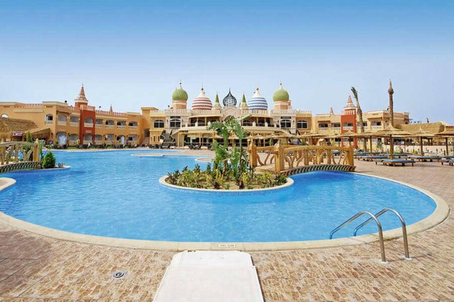Hotel Aqua Blu Resort Sharm