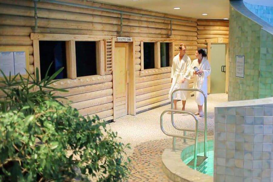Vakantiepark Center Parcs De Vossemeren spa