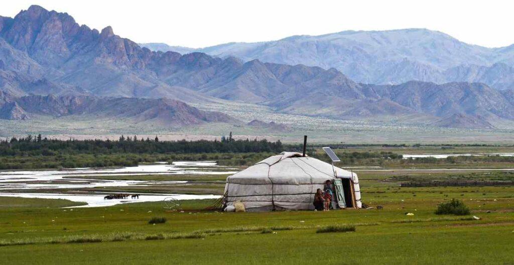 8x Slapen in een yurt in Nederland