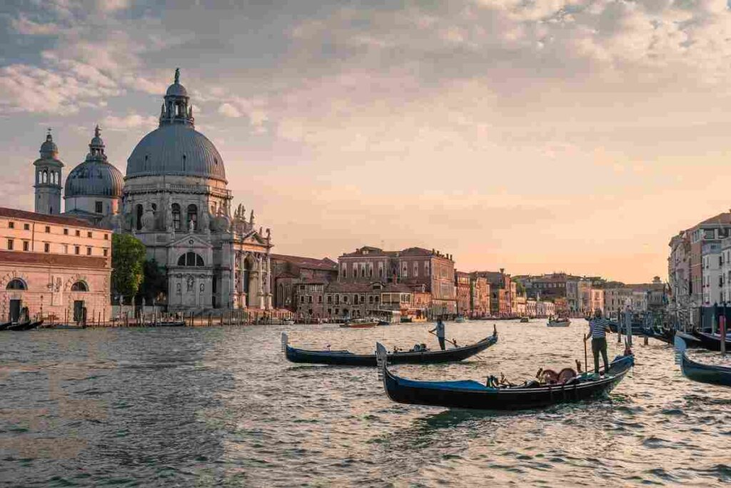 10x keer doen & zien in Venetië