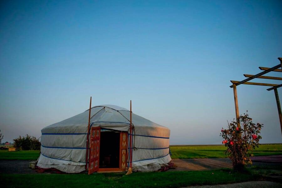 yurt friesland Goudsbloem 1876