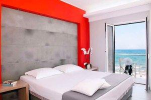 Aparthotel Akrogiali Beach kamer