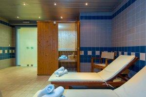 Aparthotel Bio Suites wellness