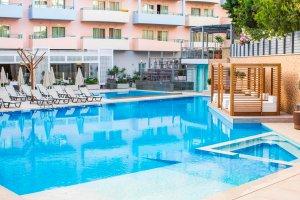 Aparthotel Bio Suites zwembad