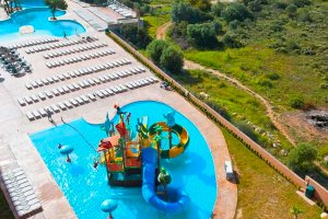 Aparthotel HYB Eurocalas zwembad