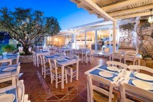 Aparthotel Porto Village restaurant