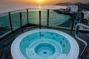 Hotel Bull Dorado Beach & Spa bubbelbad
