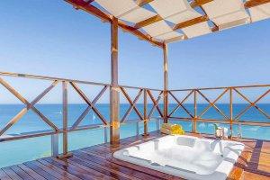 Hotel Melia Veradero bubbelbad