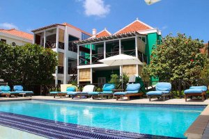 Hotel Scuba Lodge & Ocean Suites