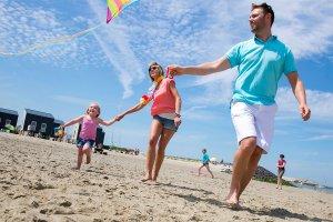 Vakantiepark Roompot Beach Resort strand