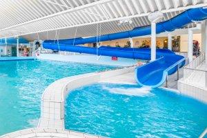Vakantiepark Roompot Beach Resort zwembad