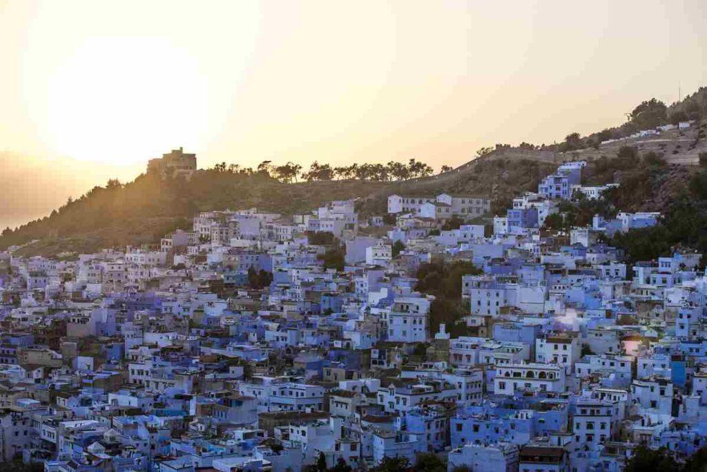 Chefchaouen, de blauwe stad van Marokko